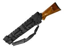 Shotgun Scabbard Combat Expandable Holster VISM Shotgun Bag Mossberg Benelli BLK