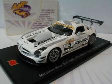 Tourenwagen- & Sportwagen-Modelle aus Resin von Mercedes GP im Maßstab 1:43