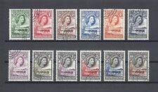 BECHUANALAND 1955-58 SG 143/53 USED Cat £70