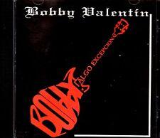 "BOBBY VALENTIN - 'ALGO EXCEPCIONAL"" - CD"