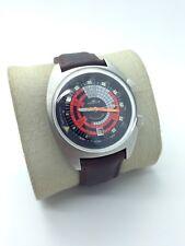 Vintage FORTIS Marine Master 21 Joyas Reloj para hombres (excelente Estado) Reparado