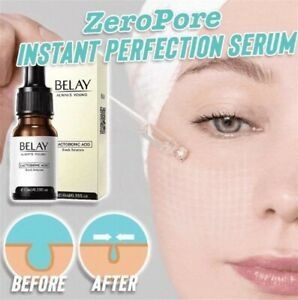 ZeroPore Instant Perfection Serum Lactobionic Acid Face Anti-Aging Wrinkle 10ml