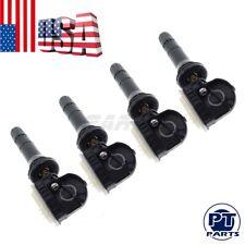 4X  Tire Pressure Sensors For Ford F150 Explorer Edge Mustang 2.7 3.5 5.0 5.2