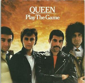 Queen - Play The Game 1980 EMI 7 inch vinyl single