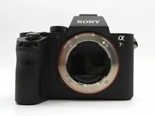 Sony Alpha a7R II ILCE7RM2B Digital SLR Camera BODY ONLY 42MP 4K WiFi NFC 3
