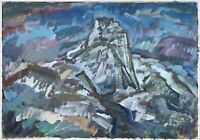 Hugo Knobloch 1928 Rostock Massif Alps Bavaria Austria Switzerland