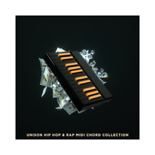 Unison Hip Hop & Rap MIDI Chord Collection