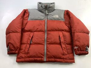 The North Face 600 Down Puffer Jacket Boys Size XS