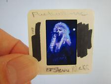 More details for original press photo slide negative - fleetwood mac - stevie nicks - 1987 - o
