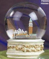 Schneekugel Venedig Markusplatz Glitzerkugel Snowglobe Italien Souvenir