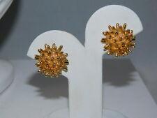 Vintage Castlecliff or Piquant Fleur Marin Oursin Soleil
