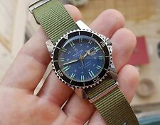 ANCIENNE MONTRE MORTIMA PLONGEE SUBMARINE MECANIQUE vintage FRENCH DIVER