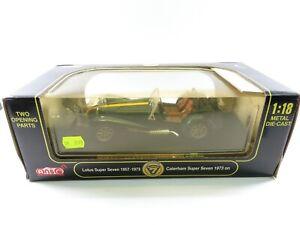 Anson Lotus Super Seven 1957 1:18 OVP # 48