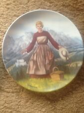 Edwin Knowles The Sound Of Music Collector Plate