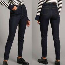 8378419aecfec M s Autograph Petite dualFX SKINNY Leg Jeans Size 14 Short Indigo