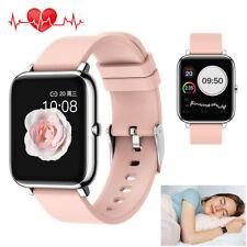 Women Girls Smart Watch Heart Rate Monitor Sport Remote-Camera for iPhone Huawei
