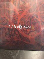 Fangclub Fangclub Vinyl NEW Sealed Vinyl Lp Alternative Rock Grunge Nirvana