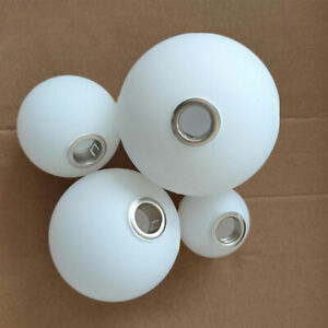 White Glass Lamp Shade for G9 Bulb 0.8in 2cm Opening Accessory Shade Replacement