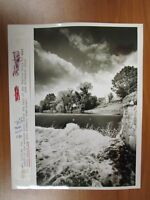 Vintage Glossy Press Photo South Natick MA Charles River Dam Waterfall 6/19/89