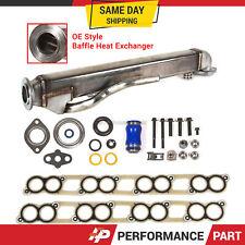 EGR Cooler Kit w/ Gaskets for 03-10 Ford F-250 F-350 6.0L V8 Diesel Turbo