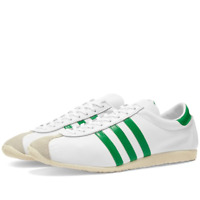 Adidas Rekord White, Green & Cream