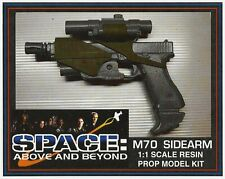Space Above and Beyond M70 Sidearm Resin Prop Model Kit