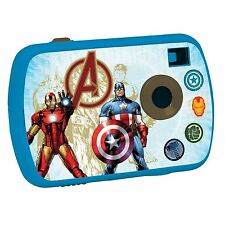 MARVEL AVENGERS 1.3MP DIGITAL CAMERA KIDS NEW OFFICIAL FREE P+P
