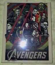 New Avengers 3D+2D Blu-ray Steelbook™ Blufans Mondo Exclusive