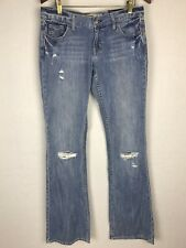 Pink By Victoria's secret Womens Jeans Boot 6 Regular New without tags