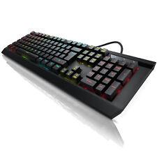 Titanwolf Imperial Gaming-Tastatur | QWERTZ Layout| mechanisch | LED Beleuchtung