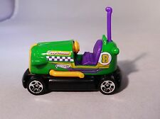 HOT WHEELS REPLICA BUMPER CAR CARNIVAL RIDE LITTLE DIECAST HARD TO FIND ITEM