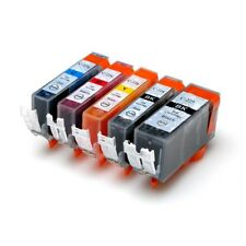5 NON-OEM INK CARTRIDGE CANON PGI-225 CLI-226 PIXMA MG5220 MG6120 MG8120 IP4820