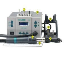 QUICK 861DW 1000W Digital Hot Air Rework Soldering Station Lead-Free 220V
