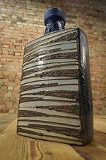 60s GERMAN CERAMIC BODENVASE POTTERY Fat Lava Mid Century Vintage Floor Vase