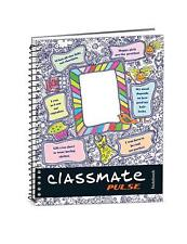 Classmate Pulse Selfie Single Line 6-Subject Notebook-240x180mm, 60GSM,300 pages
