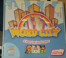 Word City Six Learning Landscapes