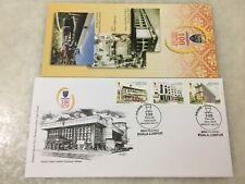 (JC) 100 Years of University Malaya 2005 - FDC