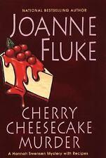 Hannah Swensen Mystery Ser.: Cherry Cheesecake Murder by Joanne Fluke (2006, Hardcover)