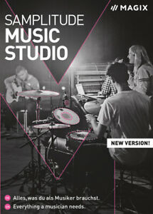 Magix Samplitude Music Studio (2021), Download, Windows