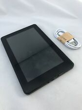 "Amazon Kindle Fire 1st Gen D01400 8GB 7"" WI-FI - Black - Works Great! Tablet"