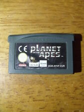 PLANET OF THE APES Gameboy Colour Game - Free P&H in Australia