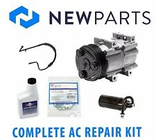 For Ford Mustang Base V6 3.8L 94-95 Complete A/C Repair Kit Compressor & Clutch