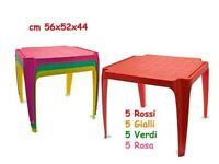 Table IN Plastic 56x52x44cm 64371 8017967643715 Teorema S. R.l. Toy, Multi