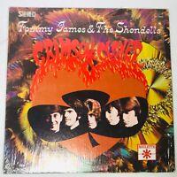 """TOMMY JAMES & THE SHONDELLS """"CRIMSON & CLOVER"""" ROCK 12"""" VINYL LP 1969 ROULETTE"""