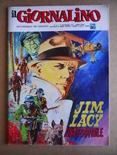GIORNALINO n°37 1971  Jim Lacy Gino D'Antonio [G553]