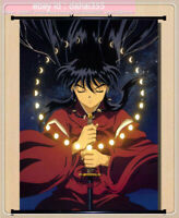 Anime Inuyasha Decor Scroll Picture  Poster Wall Home Best Gift 60×90cm #X59