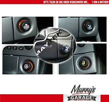 Holden OPEL Vauxhall Schleudersitz Passenger Eject Aufkleber Sticker Autocollant