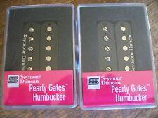 Seymour Duncan Pearly Gates Humbucker Pickups BLACK- Free International Shipping