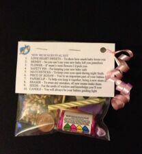 New Mum Survival Kit - Gift For Baby Shower - New Mummy Mother Parent Mum To Be