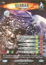DR WHO ULTIMATE MONSTERS 748 ELDRAD (MALE FORM)